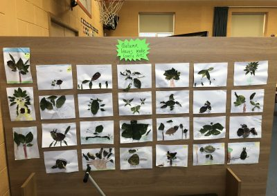 National Tree Day - More Art from 2nd Class